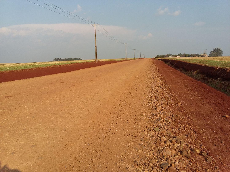Pavimentacion Iruna Empalme Ruta  Frutika Carlos A.Lopez